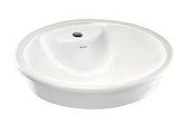 Cascade Nxt Over Countertop Basins In White Colour
