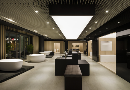 Roca opens its first Gallery in Asia