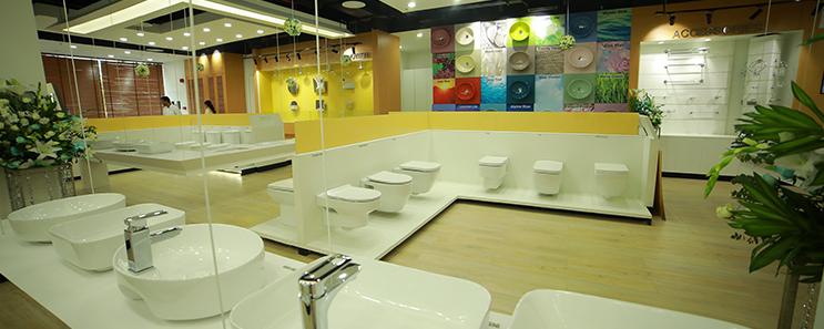 Cochin Display Studio | Parryware