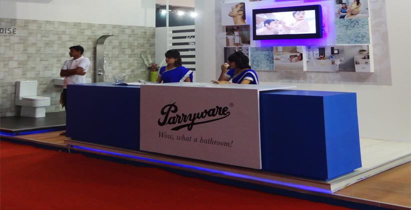 Parryware at Actech 2012, Mumbai