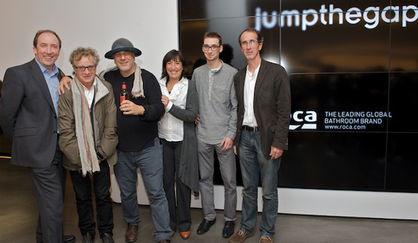 The deadline for submitting projects for the 5th edition of Jump the Gap, Roca's international design contest, is closed