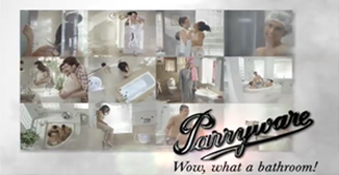 Parryware - Flushit - Water conservation